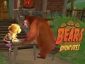 Cluiche Bear Jungle Adventure