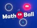 খেলা Math Ball