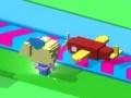 Igra Voxel Dolls Crossy Jump