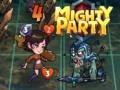 খেলা Mighty Party