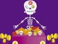 খেলা Skeleton Party Hidden