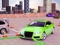 খেলা Classic Car Parking Challenge