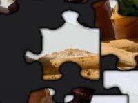 Игра Food puzzle
