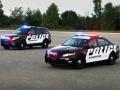 Igra Police Cars Puzzle