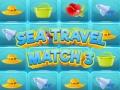 Žaidimas Sea Travel Match 3