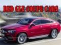 Žaidimas Red GLE Coupe Cars