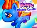 Spēle Magic Hidden Crystal