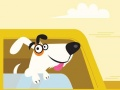 Igra Adorable Puppies in Cars Match 3