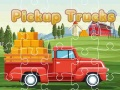 Igra Pickup Trucks Jigsaw