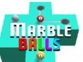 খেলা Marble Balls