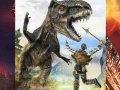 খেলা Deadly Dinosaur Hunter Shooter
