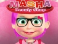 Spēle Masha Beauty Shop