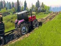 Lojë Real Chain Tractor Towing Train Simulator