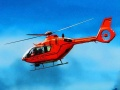 খেলা Helicopter Puzzle