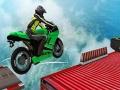 Jeu Extreme Impossible Bike Track Stunt Challenge