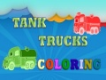Igra Tank Trucks Coloring