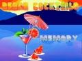 খেলা Beach Cocktails Memory