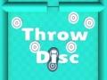 ເກມ Throw Disc