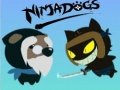 Igra Ninja Dogs