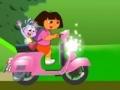 Игра Dora Vespa Adventure
