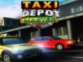Spel Taxi Depot Master