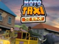 Hry Moto Taxi Sim