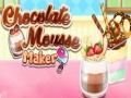 Игра Chocolate Mousse Maker