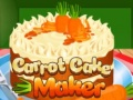 Jeu Carrot Cake Maker