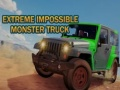 Jeu Extreme Impossible Monster Truck