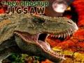 Mäng T-Rex Dinosaur Jigsaw