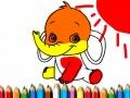 Žaidimas Elephant Coloring Book