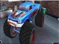 Žaidimas Monster Truck Stunt Adventure