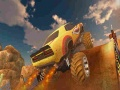 Игра Ultimate Mmx Heavy Monster Truck: Police Chase Racing