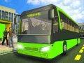 Oyunu City Passenger Coach Bus Simulator Bus Driving 3d