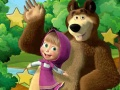 Игра Little Girl And The Bear Hidden Stars