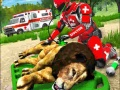 Joc Real Doctor Robot Animal Rescue