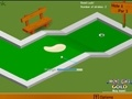 Spiel Mini golf for two