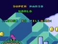Game Super Mario World: Luigi Is Villain