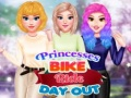 Joc Princesses Bike Ride Day Out