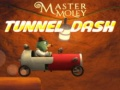 Master Moley Tunnel Dash ﺔﺒﻌﻟ
