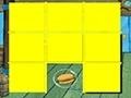 Spēle Sponge Bob Tic Tac