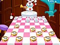 Gioco Checkers of Alice in Wonderland