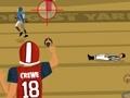 Game Quarterback Shallence