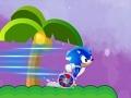 Игра Sonic Launch