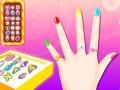 Игра Colorful Manicure Show