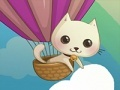 Игра Cat Balloon Delivery