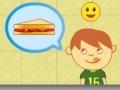 Spiel Sandwich Dash