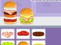 Игра Yummy Burgers