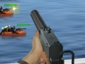 Игра SPEEDBOAT SHOOTING