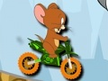 Игра Tom and Jerry Mini Bike
